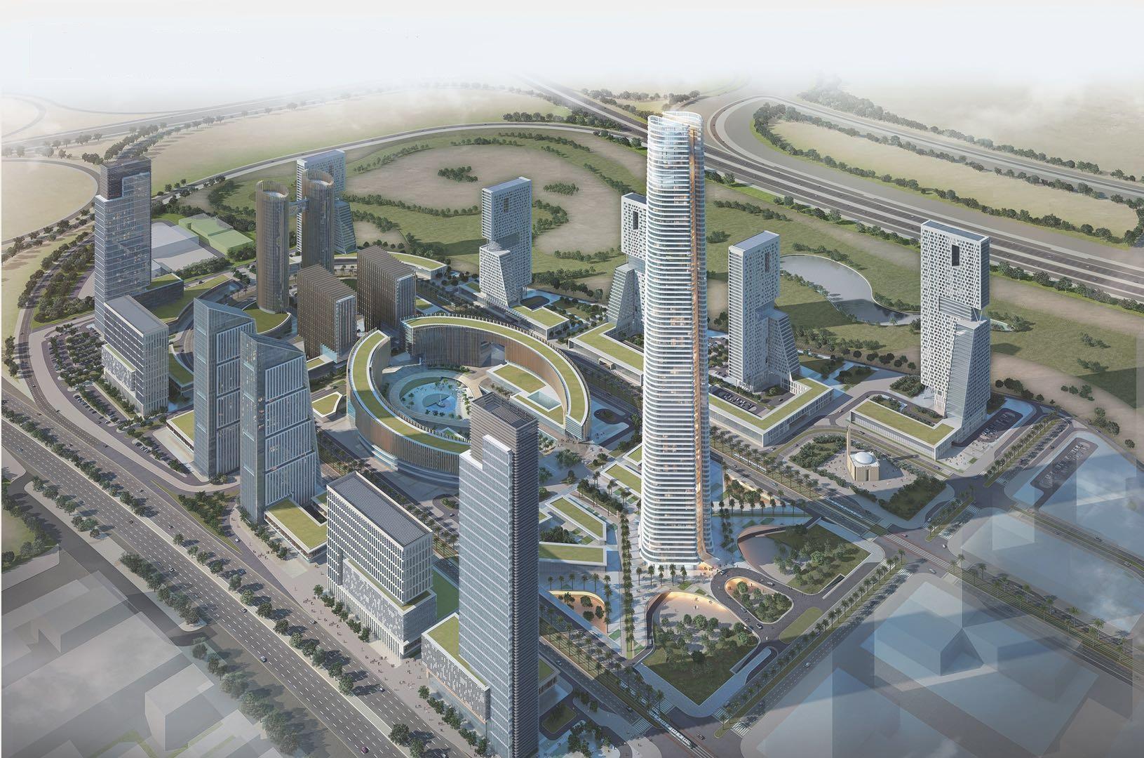 埃及·新行政首都